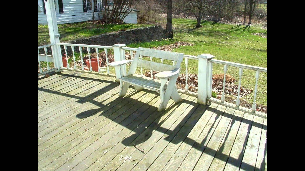 Home Pressure Washing | Deck Staining | Moore Powerwash Service